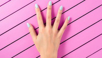 Fingernägel: Endlich wieder kräftig