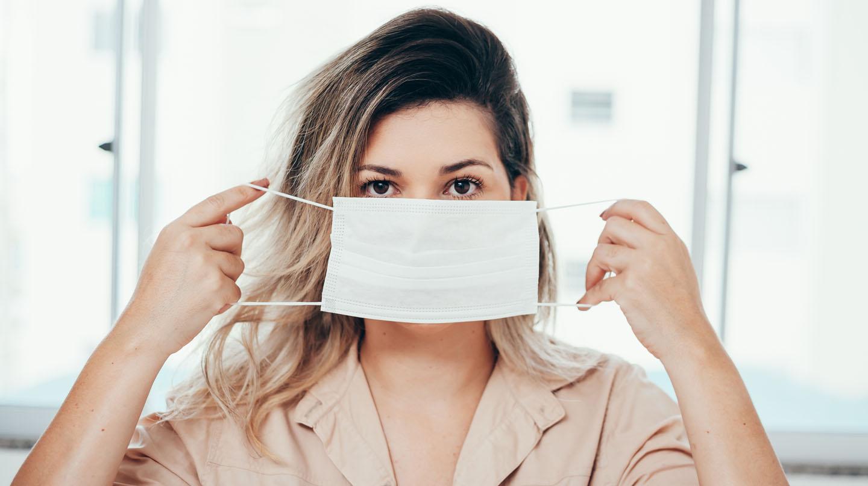Maskne – wenn die Haut unter der Maske leidet